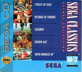 Sega Classics: Arcade Collection 5 in 1 (Sega CD)